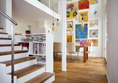 Umbau Maisonette Wohnung Luzern